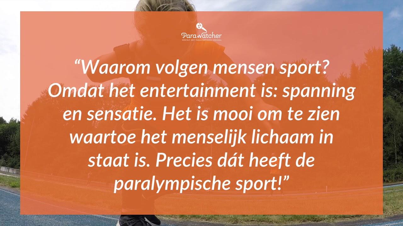 Conclusies vragenlijst 'Paralympische mediastilte'