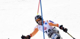 Jeroen Kampschreur alpineskiën