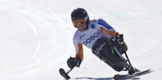 Niels de Langen alpineskiën