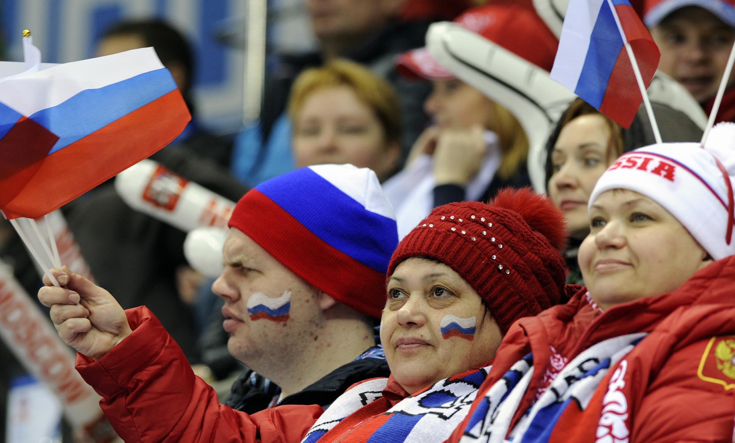 De Russen komen. Alleen: ze heten geen Russen meer