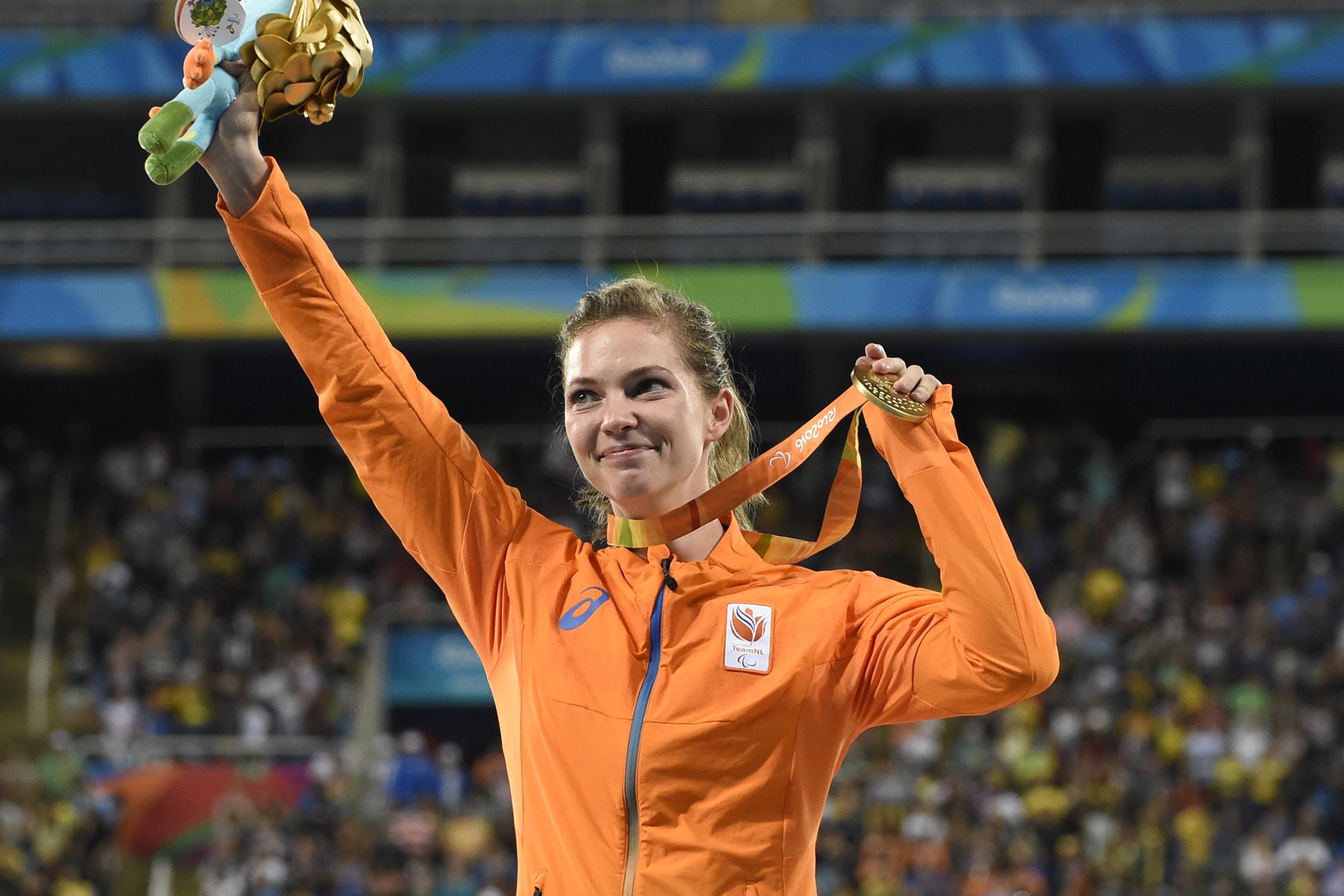 Tokio 2020: Van Rhijn verliest minimaal 1 paralympische titel