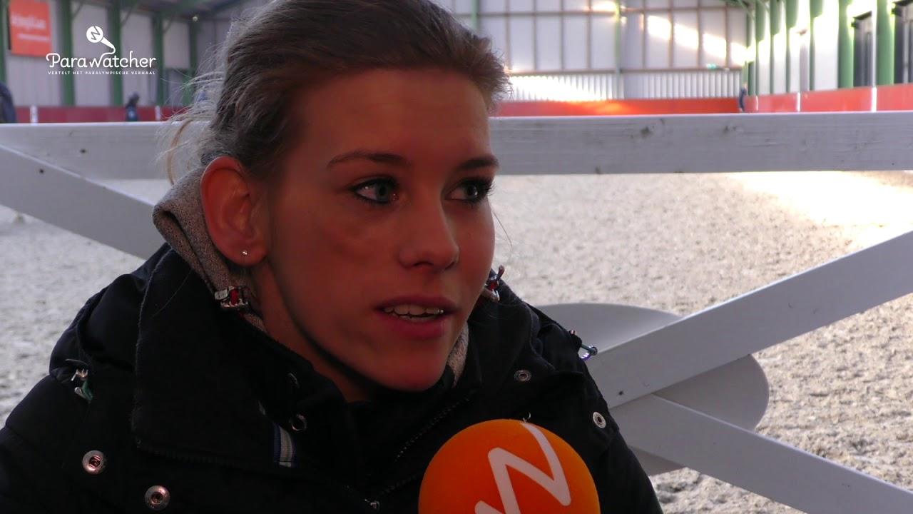 """Rixt van der Horst: """"Als ik een week niet rijd, ga ik lichamelijk achteruit"""""""