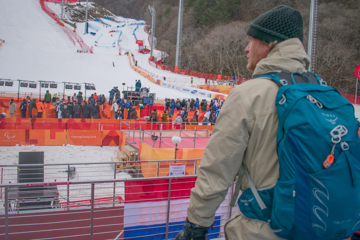 """Frank Jol: """"Gelukkig ben ik in PyeongChang niet in actie gekomen."""""""