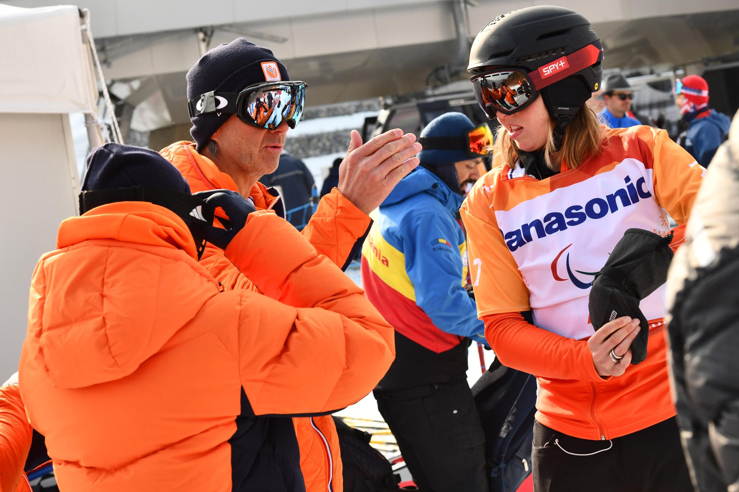 """Renske van Beek: """"De Paralympische Spelen gaan over veel meer dan winnen"""""""