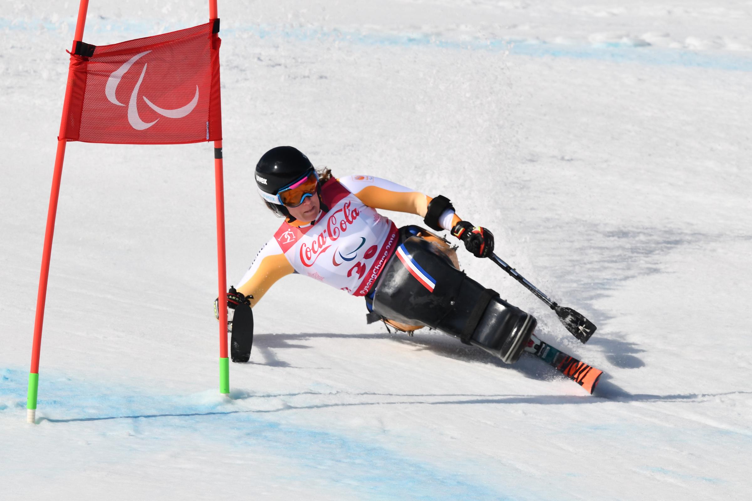 Stel: je hebt een handicap. Hoe begin je dan met skiën?