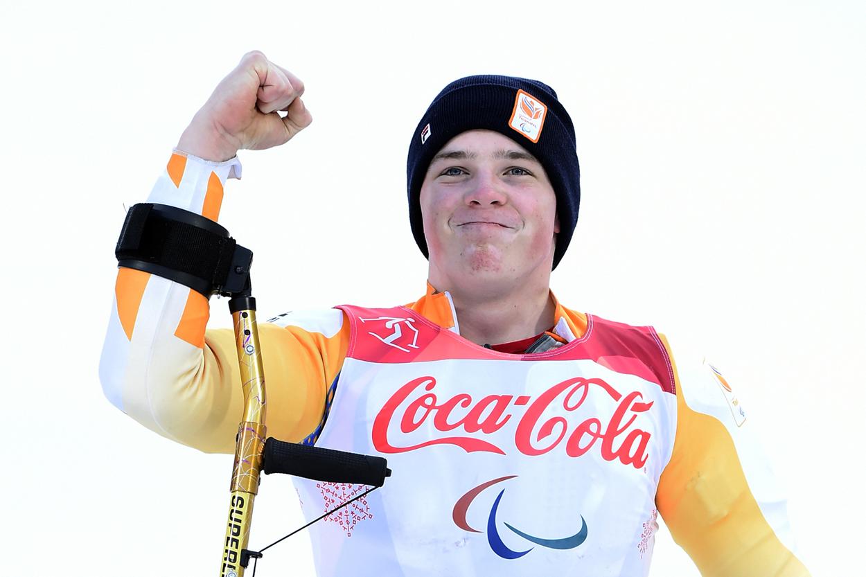 Jeroen Kampschreur maakt zijn gouden droom waar in Pyeongchang