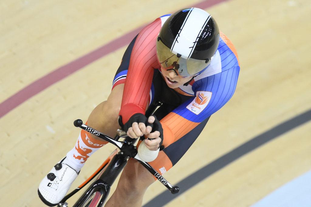 Alyda Norbruis wielrennen