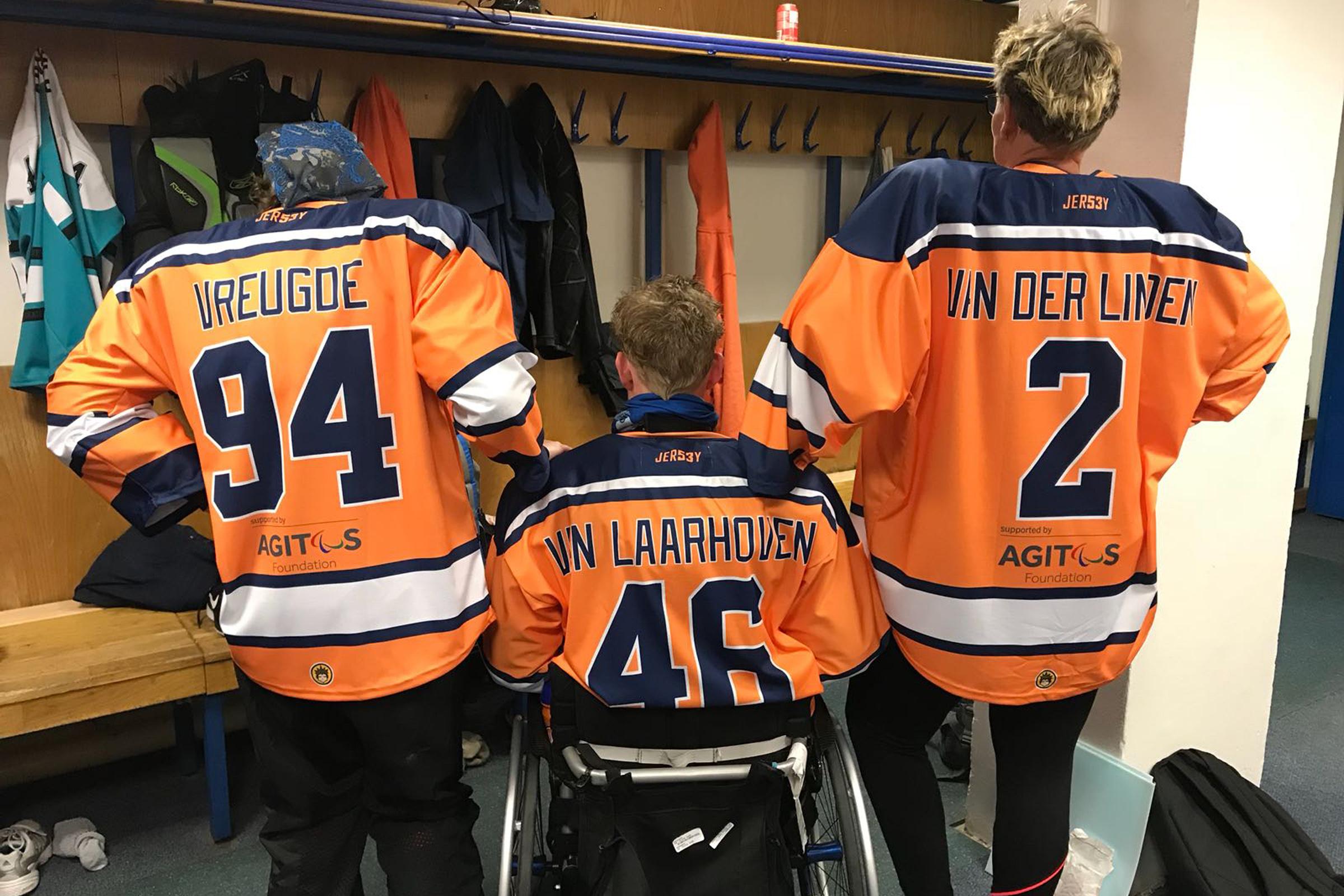 In 2026 voor het eerst Nederlandse para-ijshockeysters op de Spelen?