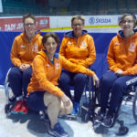 ijshockey team Nederland
