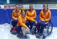 ijshockey team Nederland