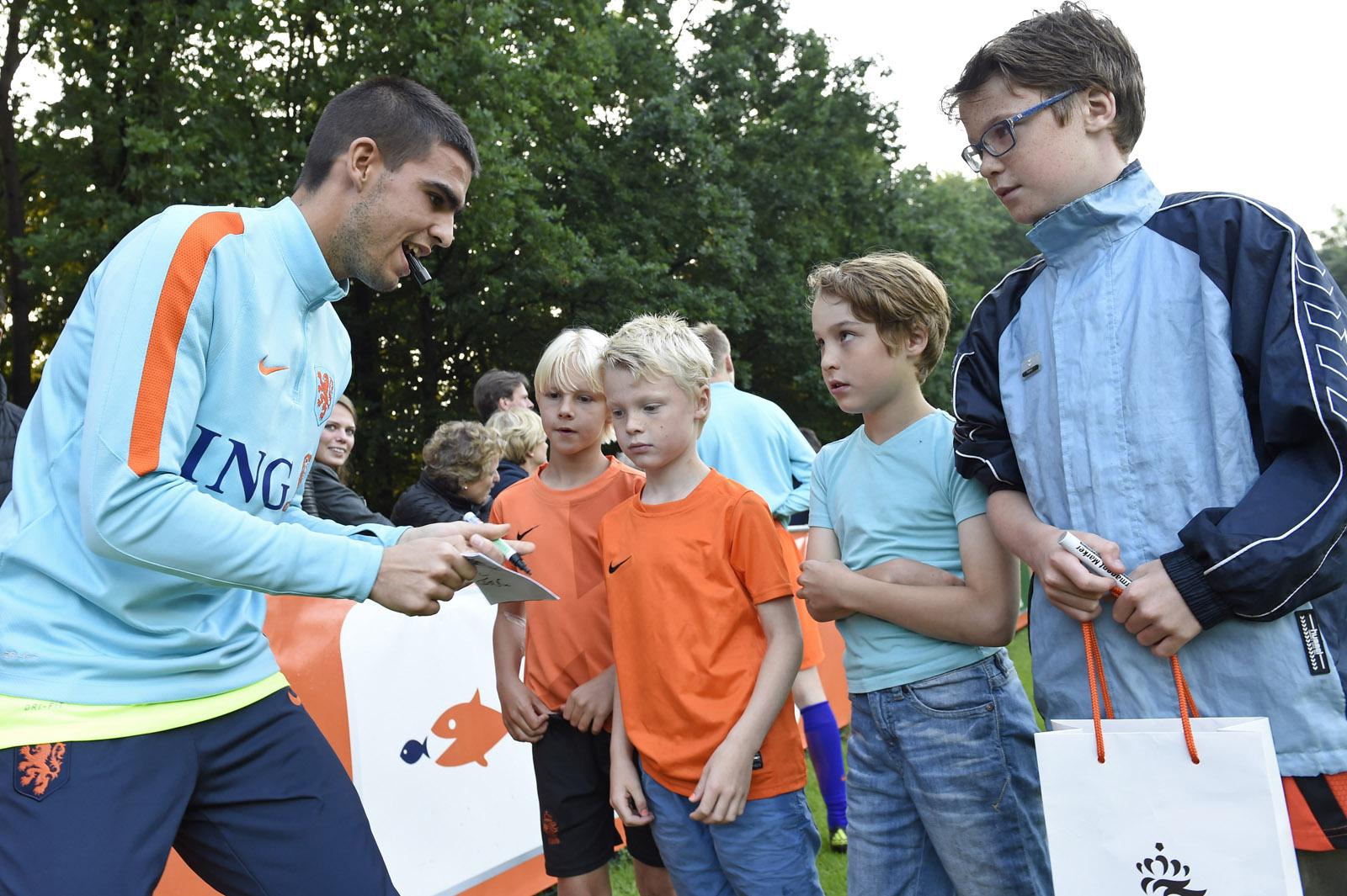 Stefan Boersma: van stille naar luidruchtige kracht van de CP-voetballers