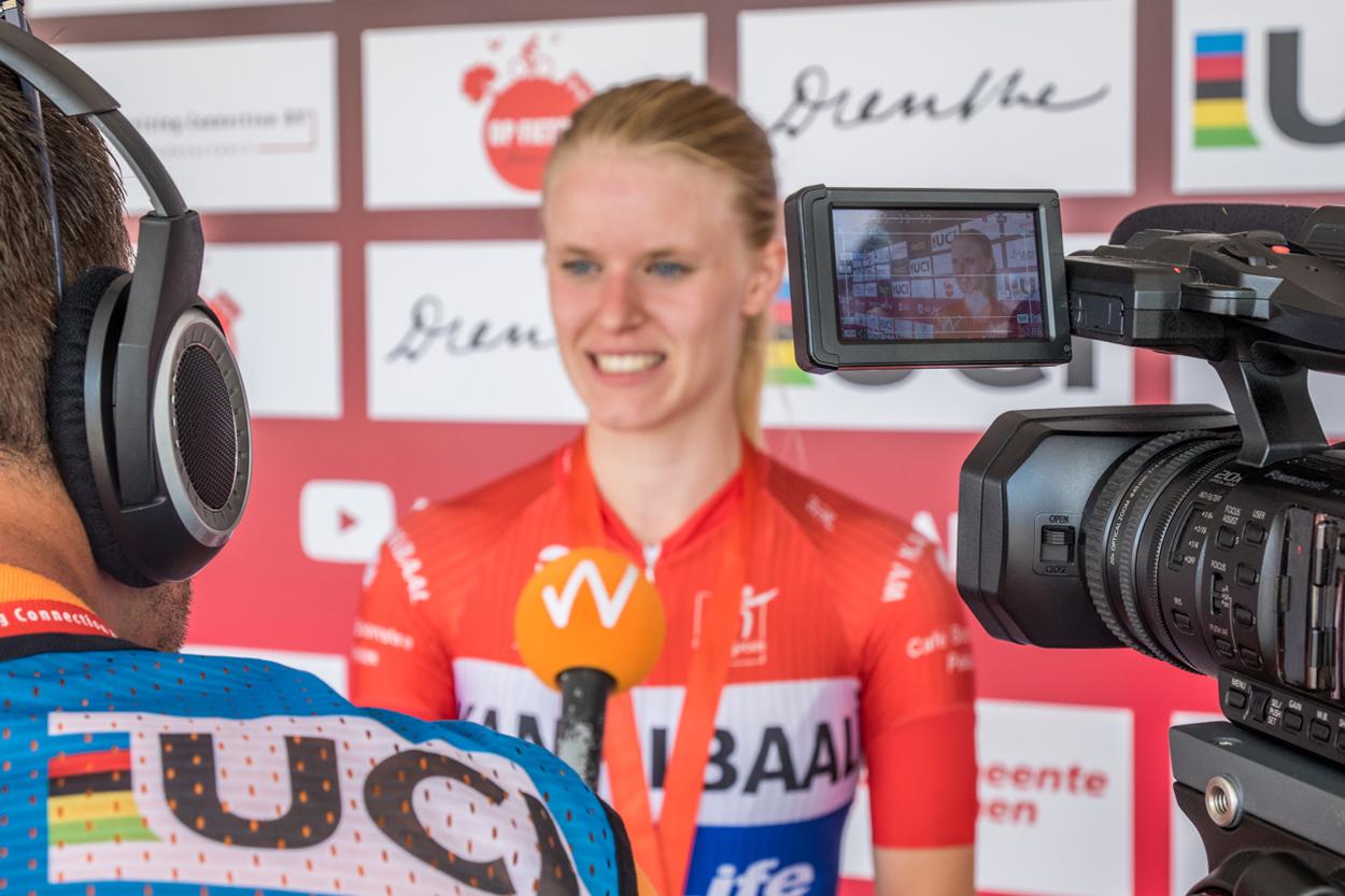 Niet de nieuwe Ireen Wüst, wél al twee keer wereldkampioen
