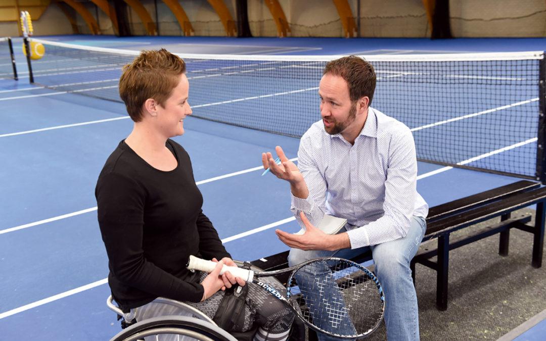 Hoe rolstoeltennisster Aniek van Koot de Australian Open won