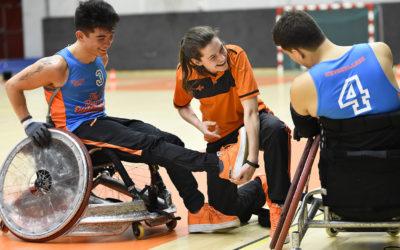 Van nul naar Tokio: het rolstoelrugbysprookje van Oranje