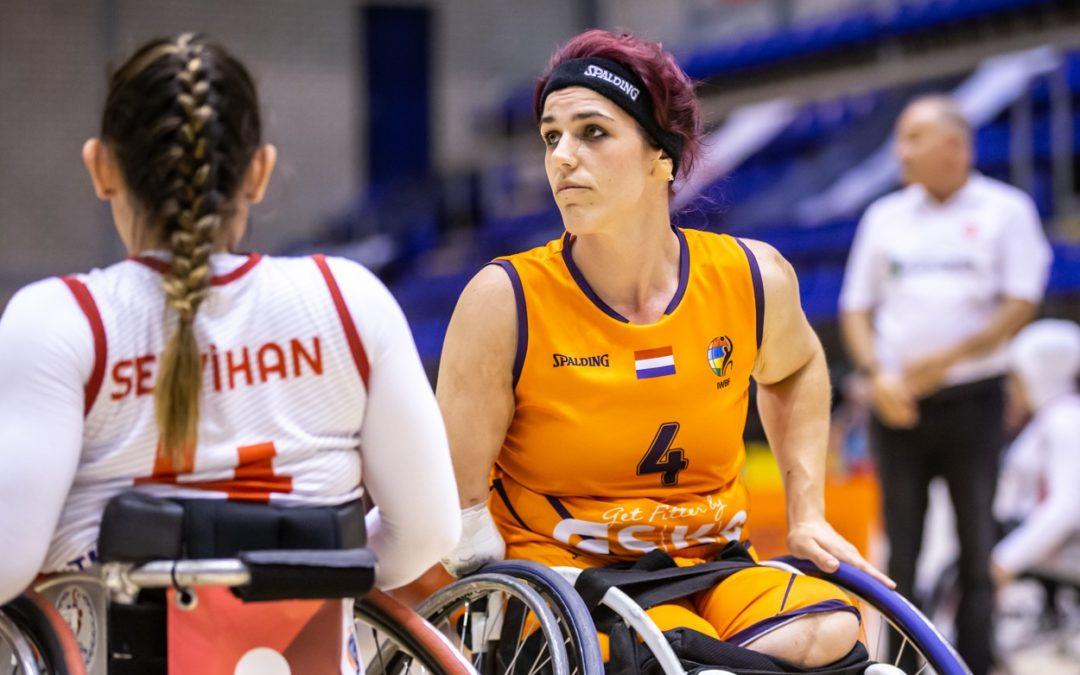 Sylvana van Hees ziet in haar handicap geen beperking, maar een uitdaging