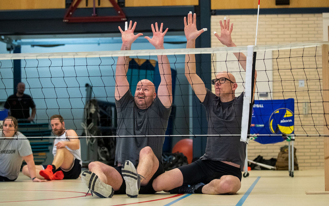 """Invictus Games: """"Sport helpt me om doelen te stellen"""""""