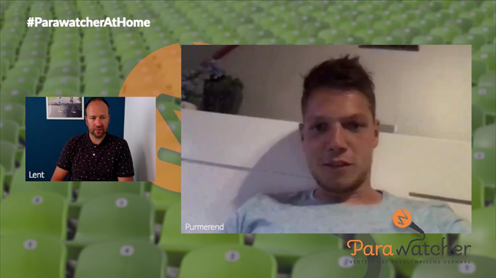 ParaWatcher At Home (3): Ruben Spaargaren