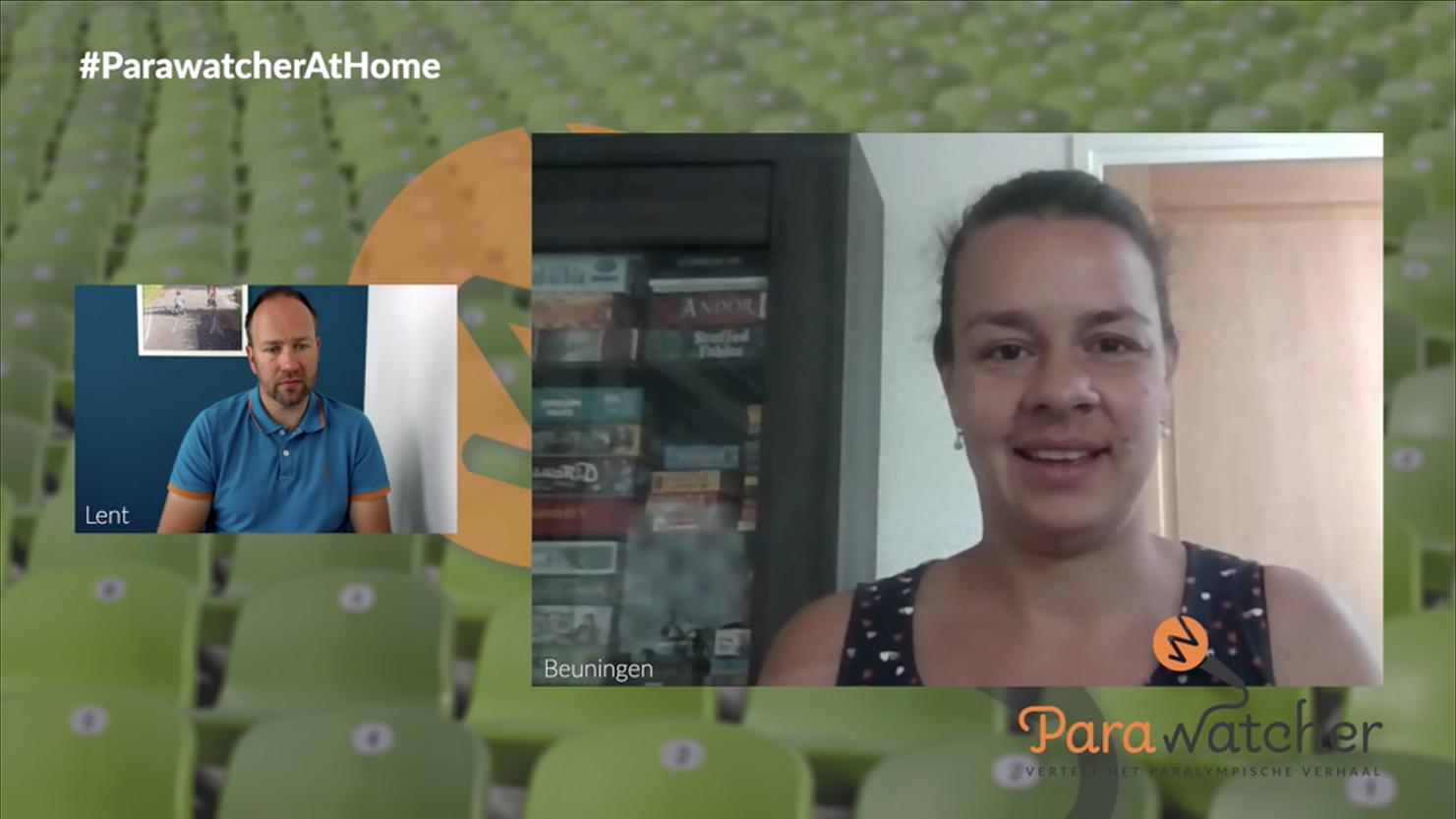 ParaWatcher At Home: Nieuwe inspiratie!