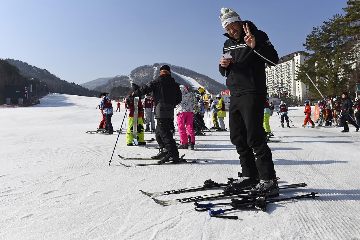 Terug naar Pyeongchang: De Koreaanse skifabriek