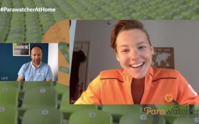 ParaWatcher At Home (9): Bo Kramer