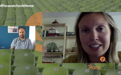ParaWatcher At Home (10): Renske van Beek