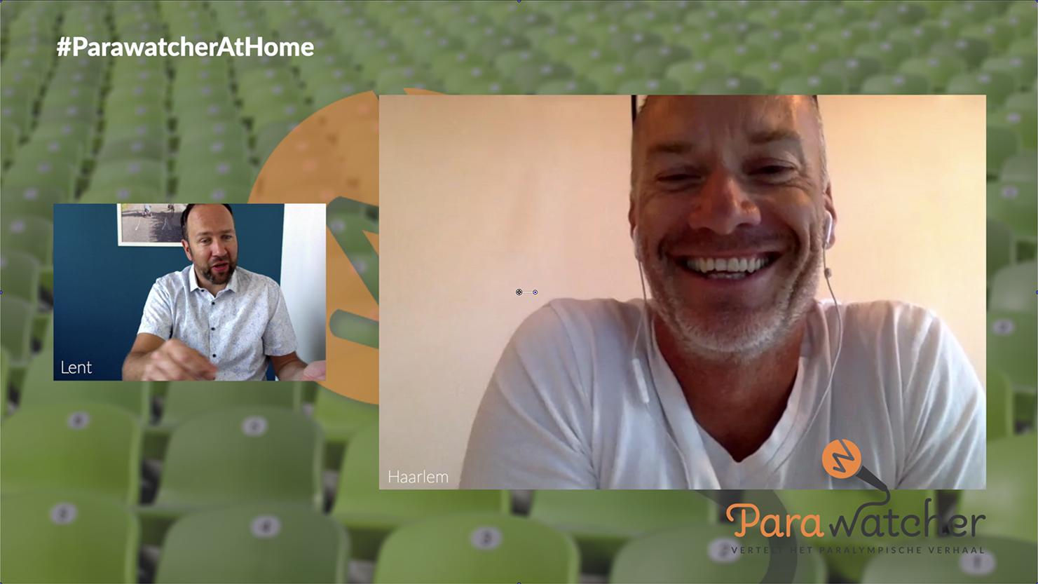 ParaWatcher At Home (11): Guido Bonsen