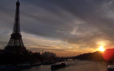 Parijs is nog ver. Tokio en Beijing niet!