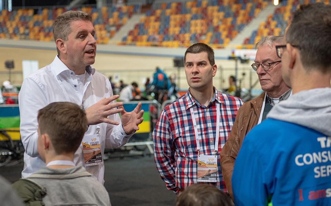 """Europese Spelen: """"Voor de zomer een ja of nee"""""""